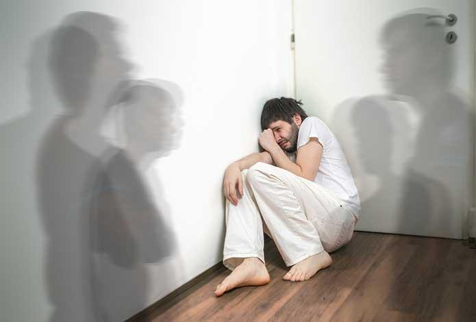 Schizophrenia-type-psychosis
